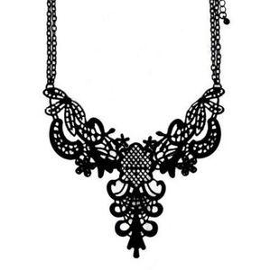 Victorian Statement Necklace